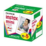 FUJIFILM CX^gJ `FLptB 50 INSTAX MINI KY 5