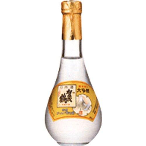 特製ゴールド賀茂鶴・大吟醸・180ml・丸瓶