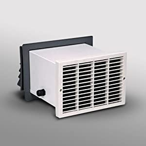 Heat recovery bathroom extractor fan