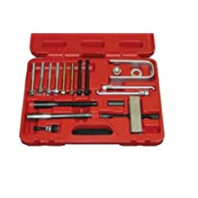 ATD Tools ATD-3059 Deluxe Steering Wheel Remover and Steering Column Service Tool Set