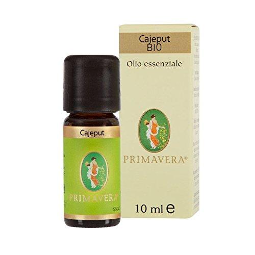 Olio essenziale Cajeput bio - 10 ml