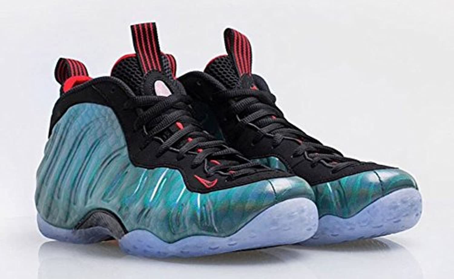 purchase cheap cafd3 95c7d Nike Foamposite Gone Fishing GS Size 7 644791-300 | $76.29 - Buy today!