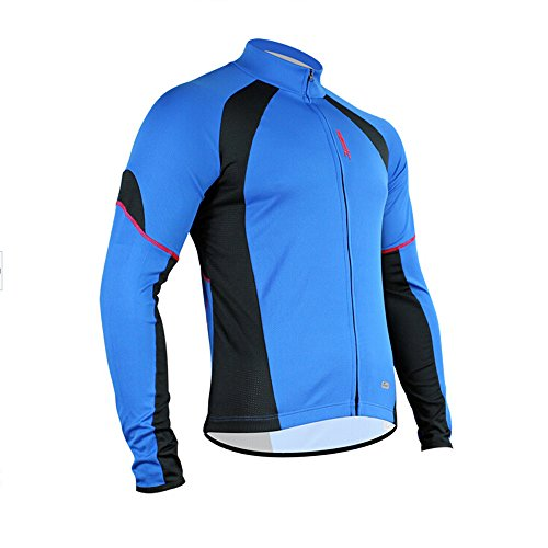 Cycling Jersey Riding Breathable Jacket Cycle Clothing Bicycle Long Sleeve Wind Coat SZ215