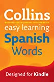 Easy Learning Spanish Words (Collins Easy Learning Spanish)