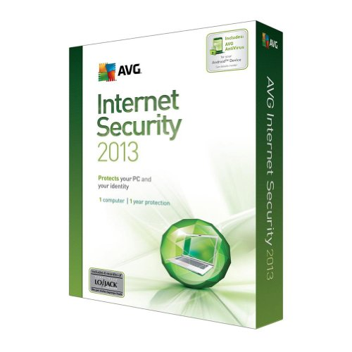 En/Fr 1yr Avg Internet Security 2013 3u (vf)