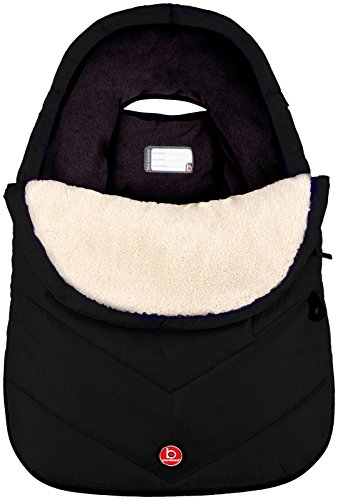 Blue Banana Urban Pod Car Seat Cover - Black - 1