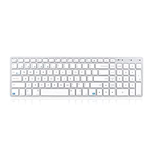 satechi bluetooth wireless smart keyboard with 5 device sync for macbook pro. Black Bedroom Furniture Sets. Home Design Ideas