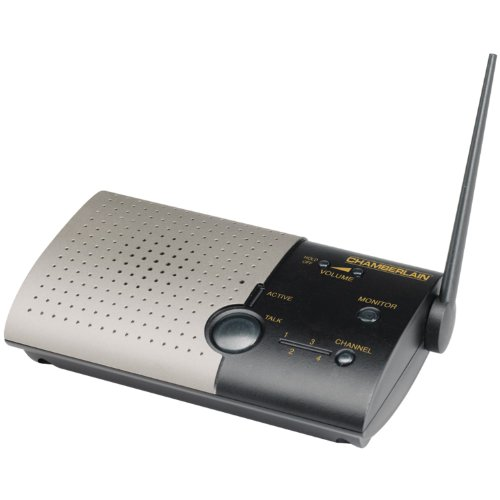 Wireless Portable Intercom Voice Activated front-41001