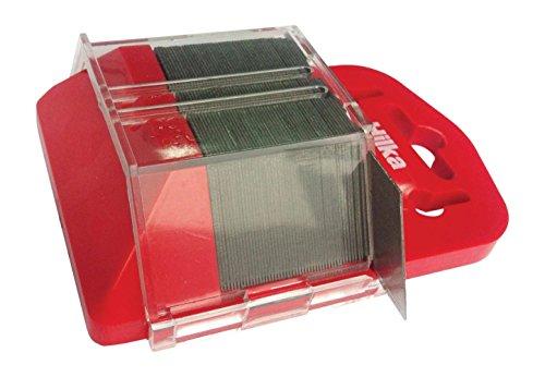 hilka-74900050-recortar-hoja-dispensador-50-unidades-color-rojo