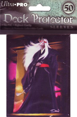 Ultra Pro Deck Protector - Drew Baker - Daigotsu - Gaming Sleeve - Includes 50 Pack of Standard Size Deck Protector Sleeves - 1