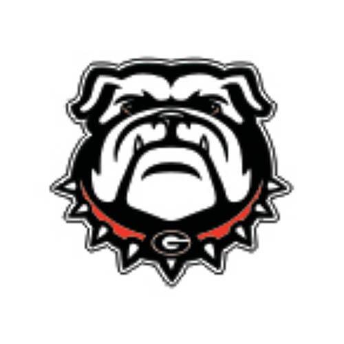 Georgia Bulldogs New Bulldog Decal 6 Prices Best Choic 3