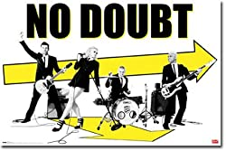 No Doubt - Arrows Wall Poster