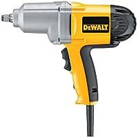 DEWALT DW293 7.5-Amp 1/2-Inch Impact Wrench with Hog Ring Anvil by DEWALT