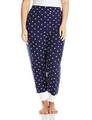 Jockey Women's Plus-Size Baby Waffle Two-Piece Pajama Set