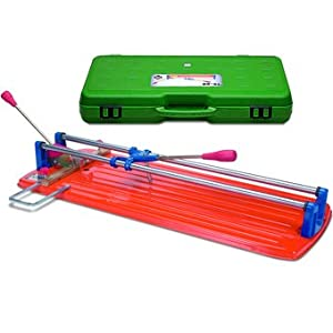Rubi TS-60 26'' Tile Cutter with Green Case