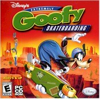 New Disney Disney Goofy Skateboarding System Requirements 64 Mb Ram 100 Mb Free Hard Disk Space