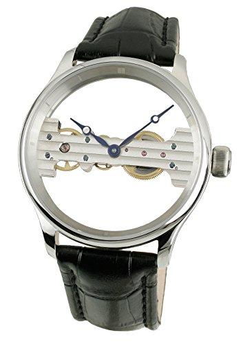 Davis-1700 - Reloj Hombre Esqueleto