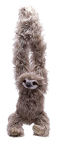 Wild Republic Hanging 3 Toed Sloth