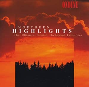 Northern Lights: Ultimate Finnish Orchestral Fav (Finn So)