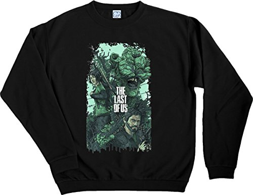 The Last Of Us Black Sweater MCON (L)