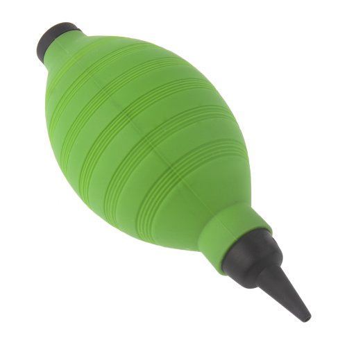 Neewer® Green Color Soft-Silicone Cleaning Tool Dust Blower Air Pump Cleaner For Camera Lens Uv Cpl Filter Ccd Lcd Cmos