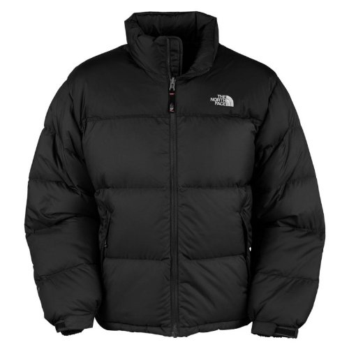 The North Face Mens Nuptse Classic Jacket - Black Medium