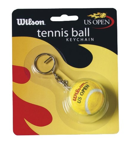 Wilson U.S. Open Tennis Ball Key Chain
