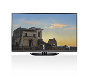 LG Electronics 60PH6700 60-Inch 1080p 600Hz Active 3D Plasma HDTV with Smart TV (Black)