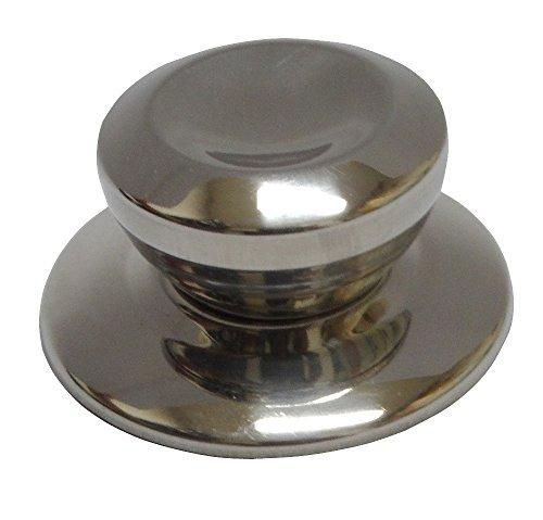 Aerzetix - Pomello ricambio coperchio pentole maniglia per copripentola.