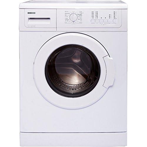 Beko WMC126W 1200rpm Washing Machine 6kg Load Class A+ White