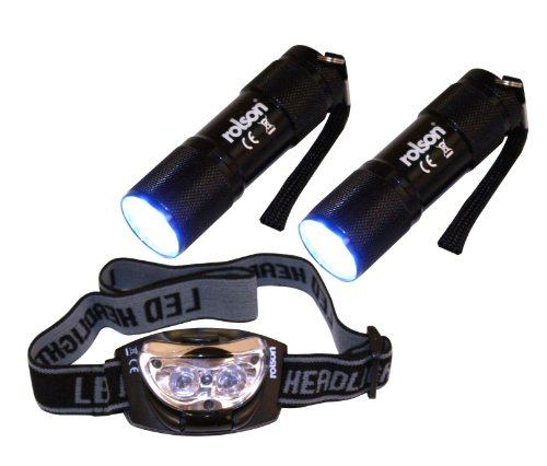 rolson-61762-9-led-torch-and-3-led-head-light-set-3-pieces