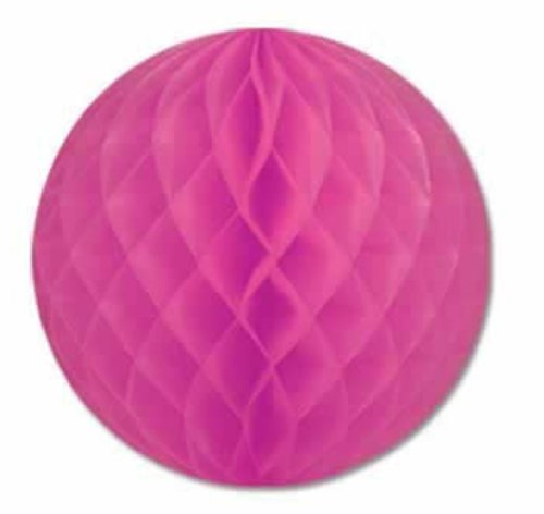 Domire 5Pcs Honeycomb Lantern Paper Flowers Balls Marriage Room Layout Wedding Wedding Supplies Holiday Decorations / Pink front-26919