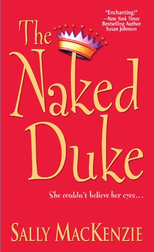Image of The Naked Duke (Naked Nobility)