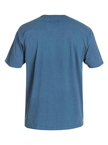 Quiksilver Waterman Men's Poolside Printed T-Shirt ручка waterman s0952360