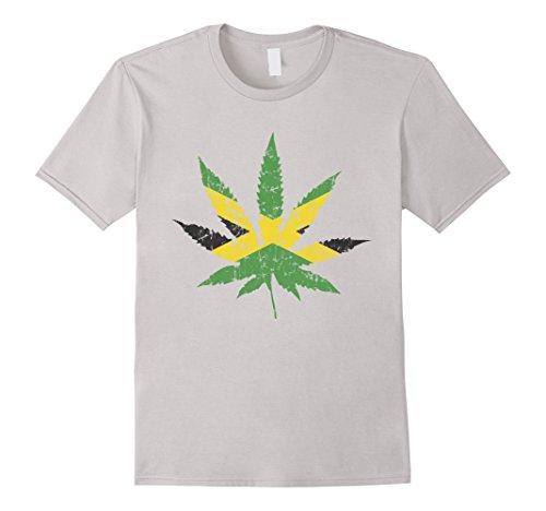 Retro-420-Flag-of-Jamaica-Pot-Leaf-T-Shirt