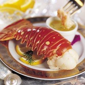 Omaha Steaks 2 (6 oz.) Gourmet Lobster Tails