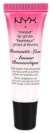 NYX Mood Lip Gloss, Romantic Love, 0….