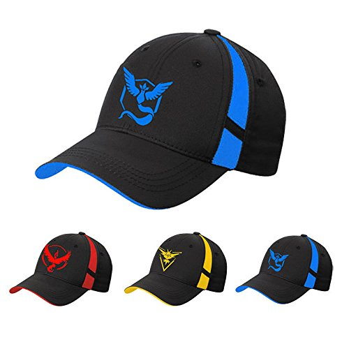 Official Pokemon Go Emblem Baseball Cap