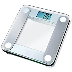 "EatSmart Precision Digital Bathroom Scale w/ Extra Large Backlit 3.5"" Display and ""Step-On"" Technology [2013 VERSION]"