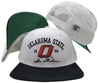 oklahoma state cowboys go pokes snapback adjustable