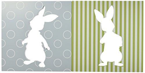 Lambs & Ivy Peter Rabbit Wall Decor