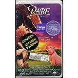 Bebe, Un Coninito Va Muy Lejos (Babe -- Spanish edition) [VHS]