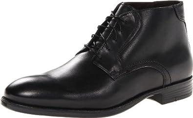 Buy Johnston & Murphy Mens Russell Plain Toe Boot by Johnston & Murphy