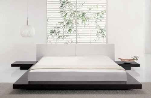 buy worth japanese style platform bed by modloft free