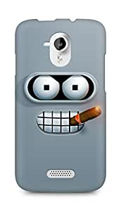 AMEZ Bender Back Cover For Micromax Canvas HD A116