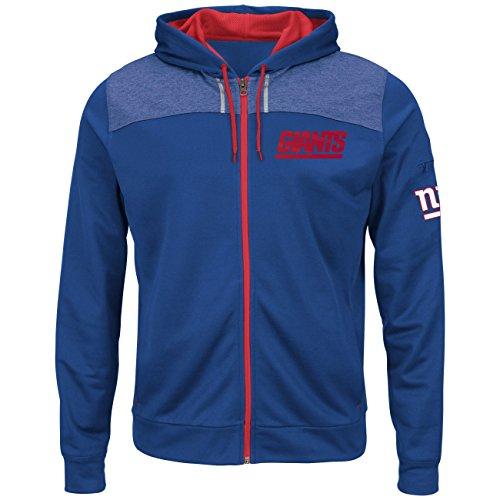 new york giants gridiron pullover jersey hooded sweatshirt download