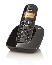 Gigaset A490 Cordless Phone (Black)
