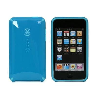 the best attitude 9f56a 80cec Speck CandyShell Case for iPod touch 2G, 3G (Blue) for $4.95 ...