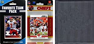 NFL Kansas City Chiefs Licensed 2012 Score Team Set and Favorite Player Trading Card... by C&I Collectables