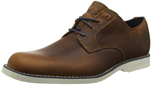TimberlandStormbuck Lite - Scarpe Derby uomo , Marrone (Brown (Medium Brown)), 44 EU